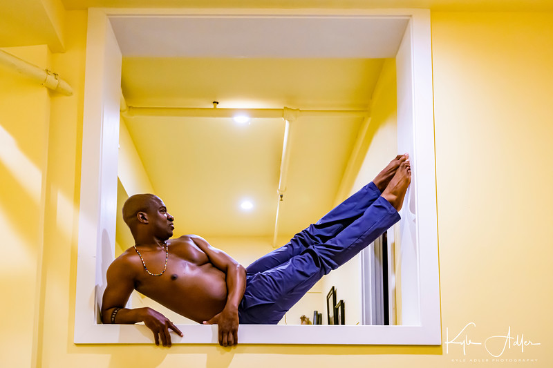 Dancer: Dwayne Worthington