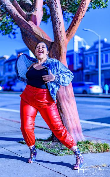 Dancer: Jessica Maria Recinos