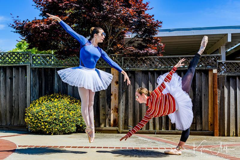 Dancers: Juliene and Natalie Ramskov