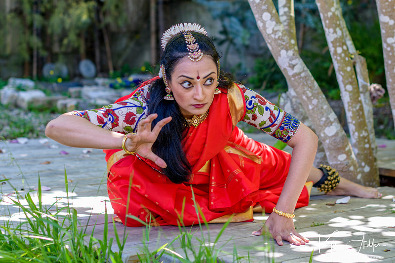 Dancer: Chinmayi Bettadapur