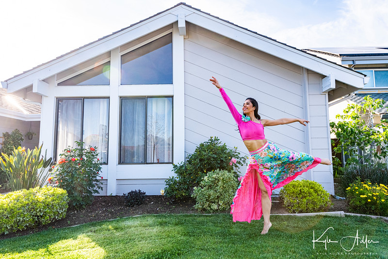 Dancer: Shaira Bhan