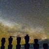 Worth the 3 AM wakeup call!  A once in a lifetime opportunity to photograph the Milky Way above mo'ai on Easter Island.  We had a bit of cloud cover, but overall I was very pleased with the resulting images.