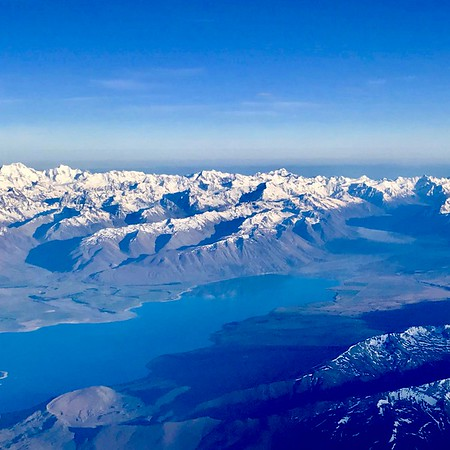 aerial New Zealand