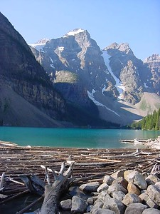 Morraine Lake, Alberta