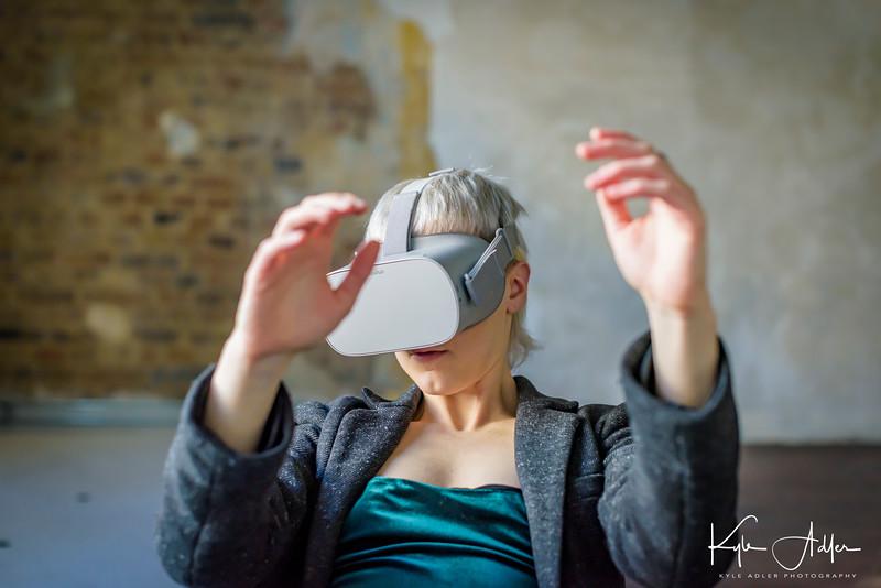 Der Temporaum in Berlin: Virtuell