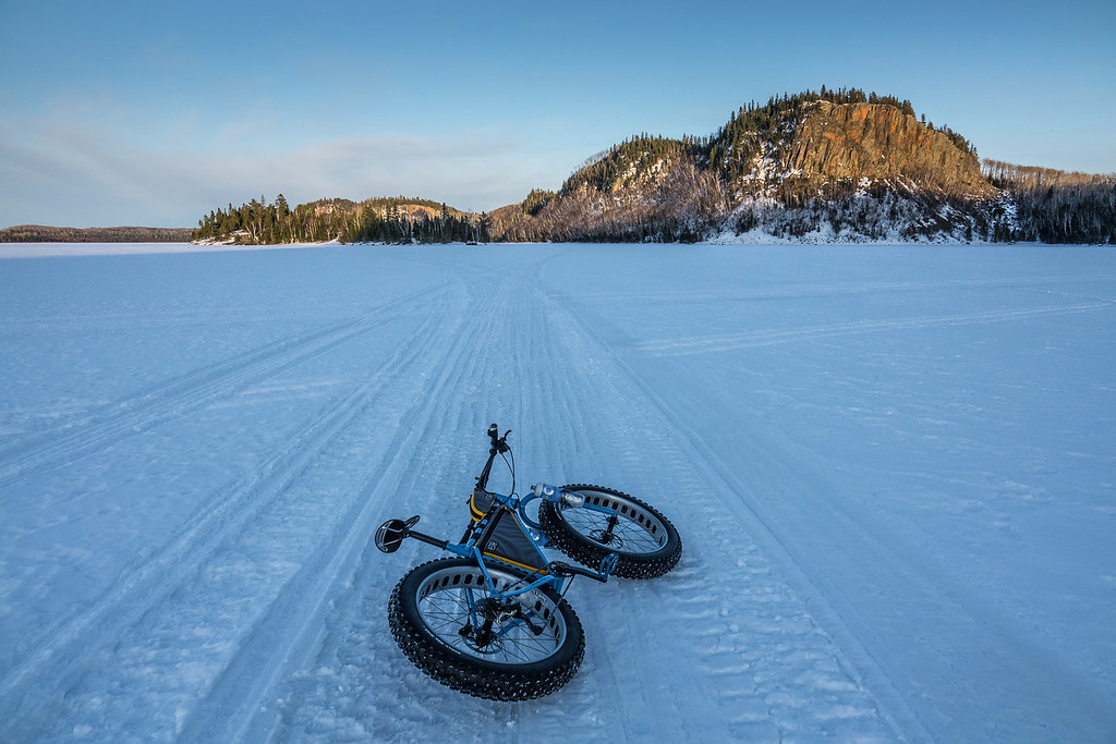 """Goose Rock, South Fowl Lake"""
