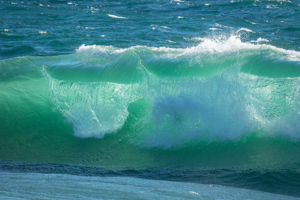 """Lake Superior Curl"""