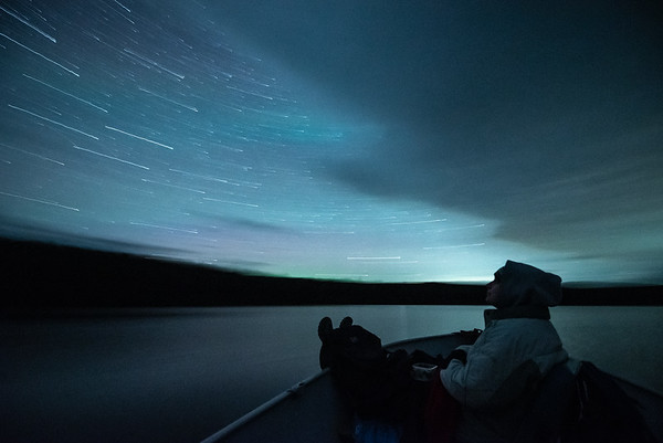 """""""Sky Gazing and Perseid Hunting"""""""