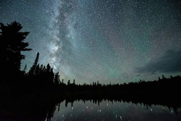 """""""Milky Way and Airglow"""""""