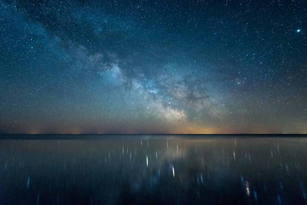 """""""Big Lake, Big Universe"""""""