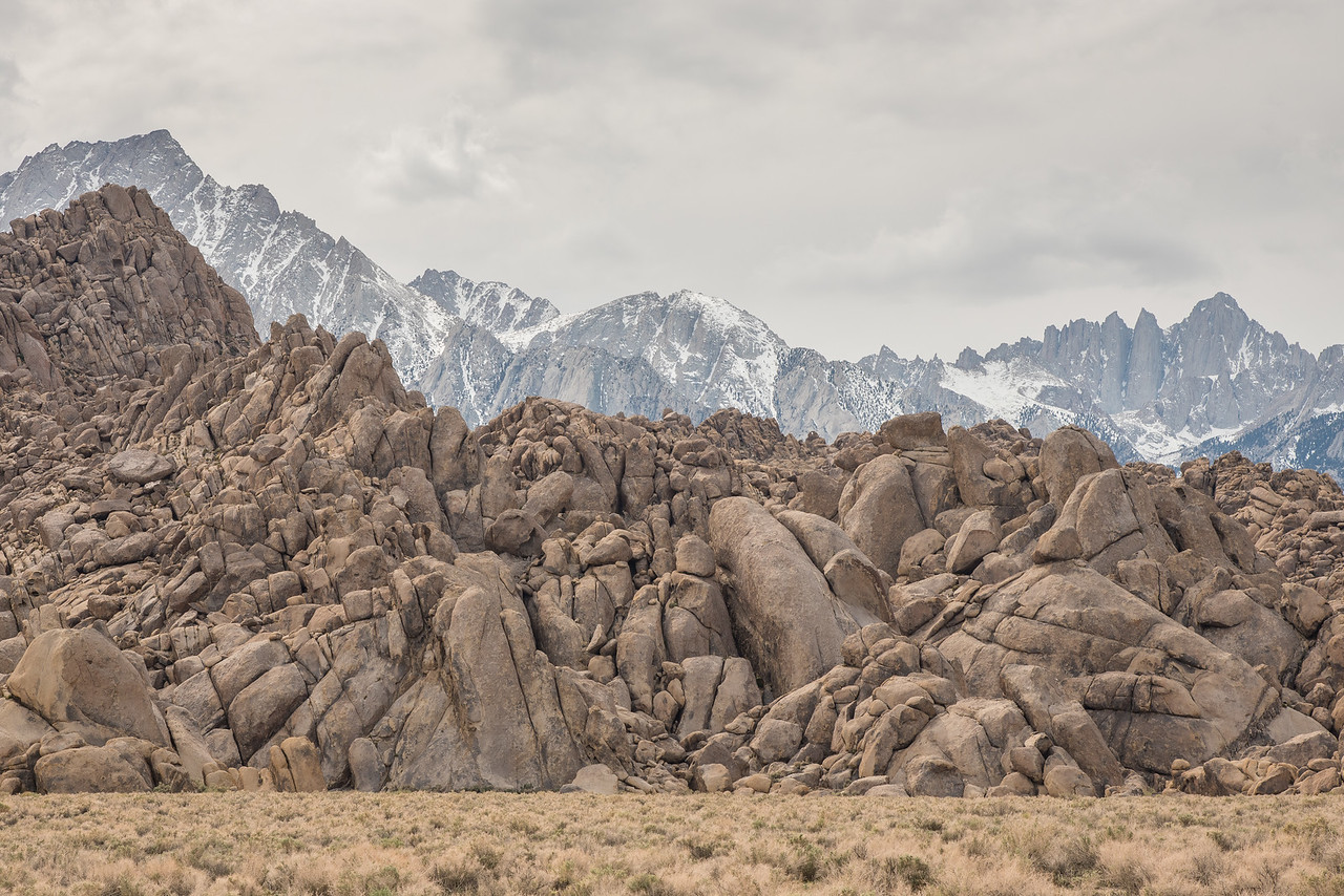 "CALIFORNIA 1887<br /> <br /> ""The Alabama Hills and the Eastern Sierras""<br /> <br /> Alabama Hills Recreation Area"