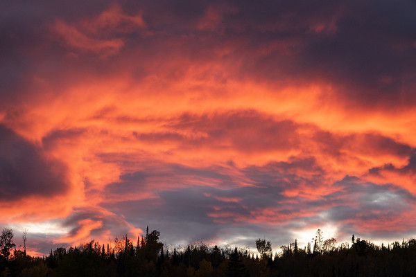 """""""October Fire in the Sky"""""""