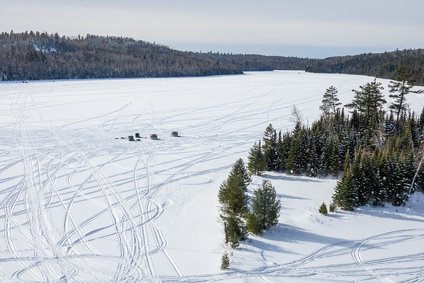 """Winter Fish Camp"""