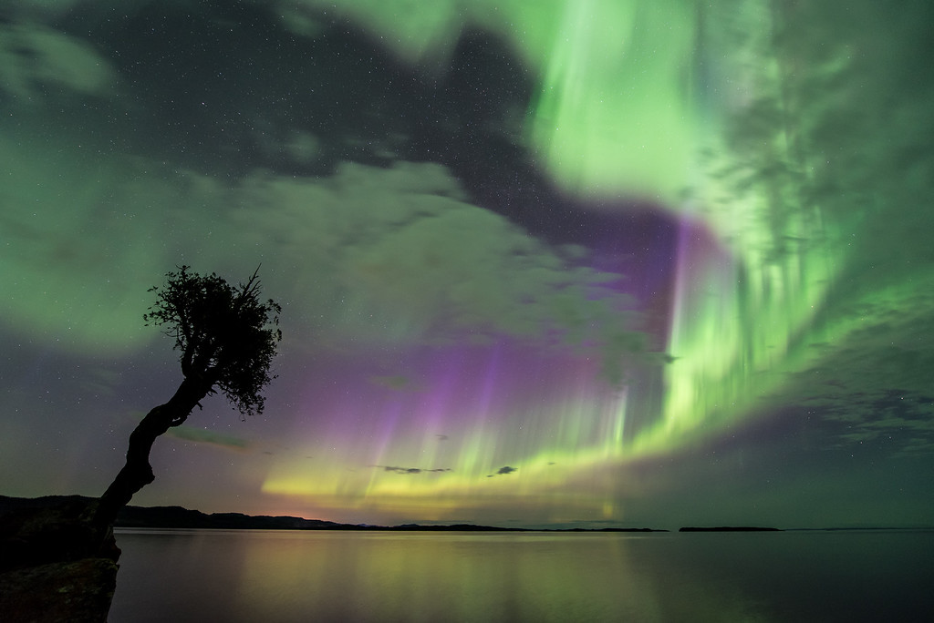 """AURORA 7829<br /> <br /> """"Mother's Day Aurora - WOW what a show!""""<br /> <br /> May 8, 2016"""