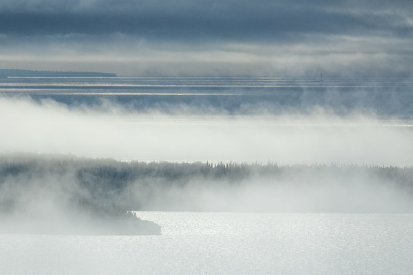 """""""August Fog over the Susie Islands"""""""