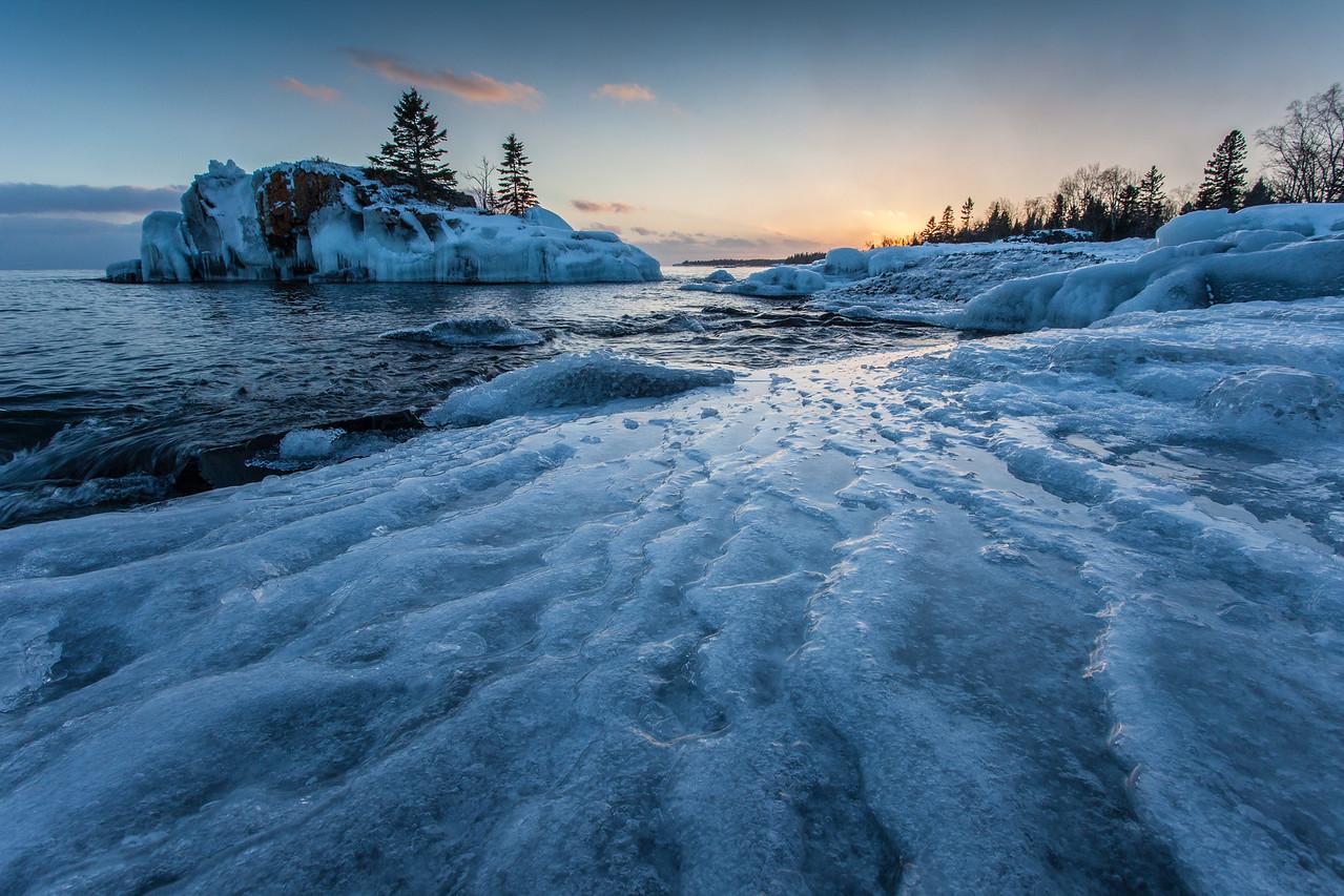 "SUPERIOR WINTER 1091<br /> <br /> ""Frozen February"""