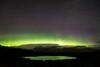 """AURORA 8070<br /> <br /> """"Aurora Arc over Teal Lake""""<br /> <br /> Northern Lights on June 6, 2016"""