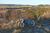 "BIKING 09877<br /> <br /> ""The view was worth the ride!""<br /> <br /> Grand Portage State Forest, MN"