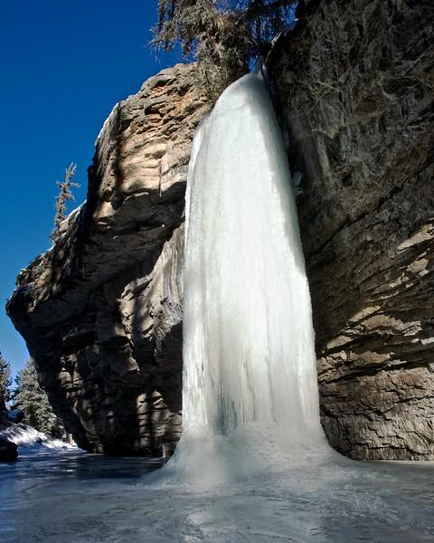 Piedra Ice Flow