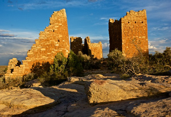 Hovenweep Sunrise