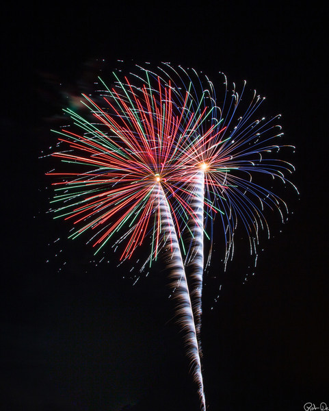 Double Fireworks