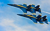 Perfection Blue Angels
