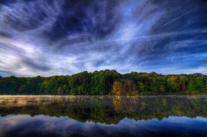 Hudson Springs Early Fall
