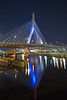 North Tower, Zakim Bridge