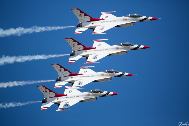 TBird Formation |