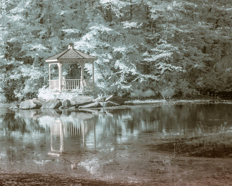 Ice House Pond, Hopkington MA