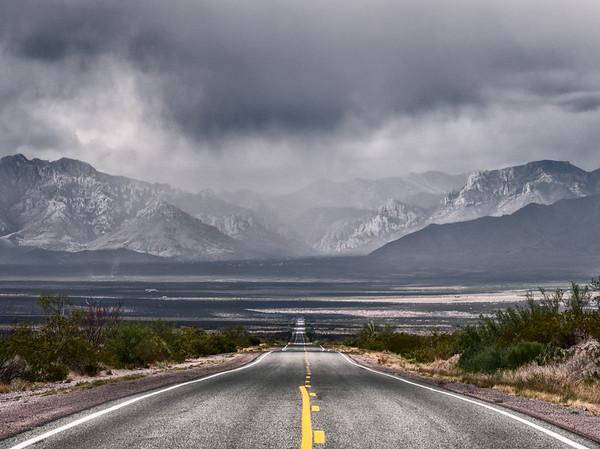 Mountain Monsoon
