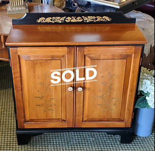 Hitchcock Console Cabinet