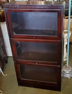 3 Stack Barristers Bookcase