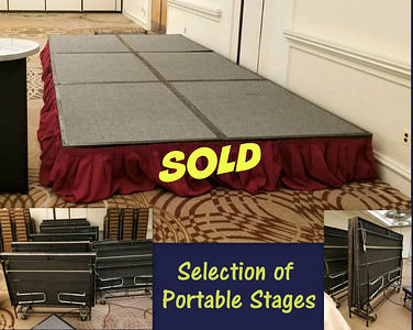 Portable Stages