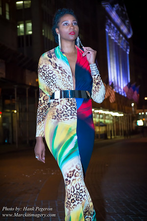 Model Anashay Gould
