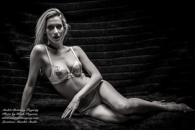 Photographer: Hank Pegeron.  Model: Brittany Fogerty (Mob Wives) www.marckitimagery.com  Location Marckit Home Studio.