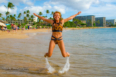 Maui Beach Shoot | Yamon Wear