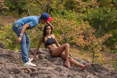 Mountain & Waterfall Shoot