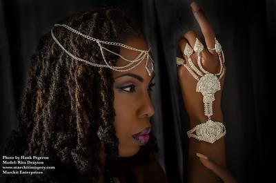 Photographer: Hank Pegeron.  Model: Rita Drayton. MUA: CeeCee Diamond.
