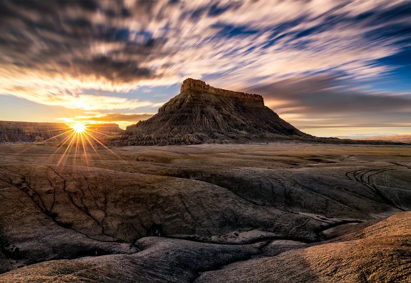 Utah Desert Sunset