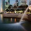 The Merlion, Singapore Iconic Landmark
