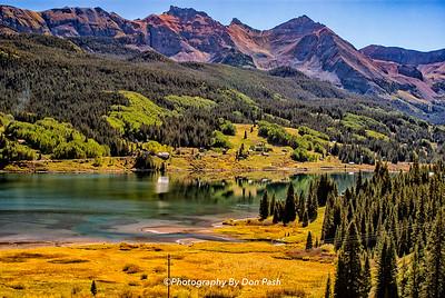 Trout Lake Colorado