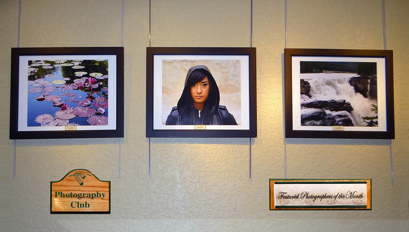 Featured Photographers - December 2011/January 2012<br /> Susan Siegel - Lillies Of Love<br /> Paul Haveson - Woman In Hood (Photo #2)<br /> Art Alexander - August In The Canadian Rockies