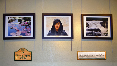 Featured Photographers - December 2011/January 2012 Susan Siegel - Lillies Of Love Paul Haveson - Woman In Hood (Photo #2) Art Alexander - August In The Canadian Rockies