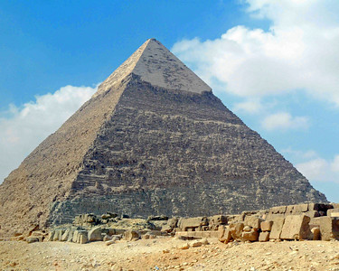 The Great Pyramid--Bruce B Eisen November 2010 Featured Photographer