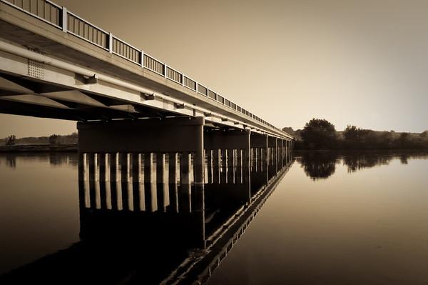 Froman's Ferry Bridge.  Marsing, Id.