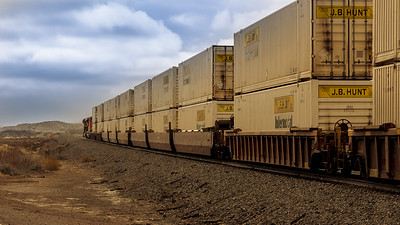 BNSF Intermodal