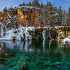 White Hanging Lake