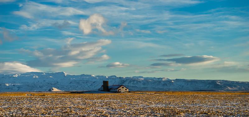 Icelandic Barn