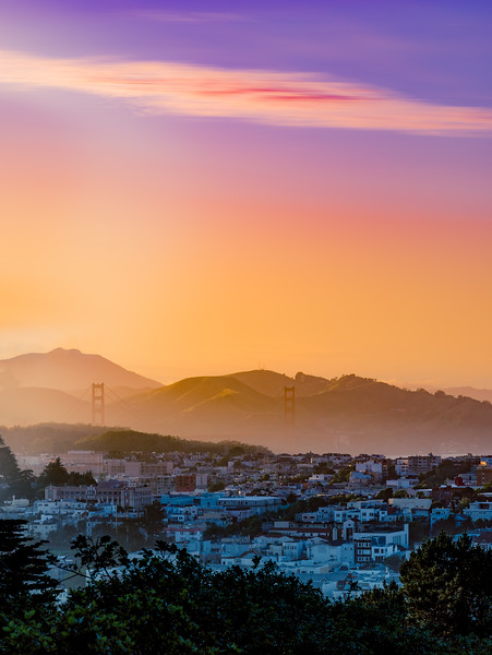 City Colors of SF